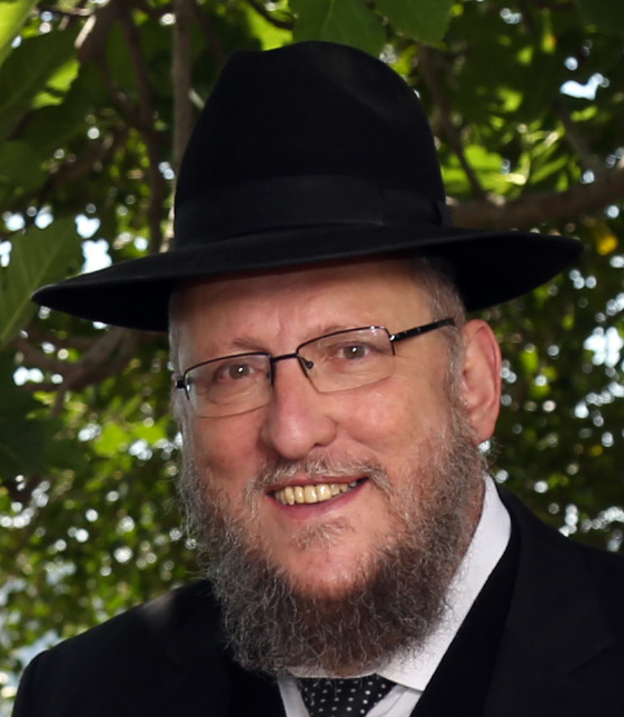"BTYA Welcomes HaRav David shli""ta as Mora D'asra"